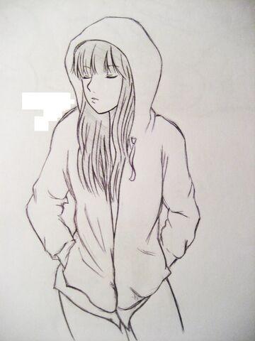 File:Hoodie Girl by xXTaiyouXx.jpg