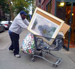 Homelessartist