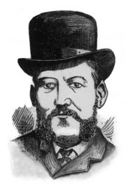 Chief Inspector Frederick Abberline