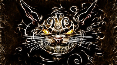 Cats fractalius cheshire cat american mcgees alice desktop 1920x1080 hd-wallpaper-1197515