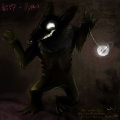 No 097 hypno by pokemonfromhell-d3i16e3