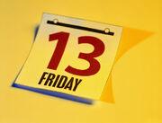 Friday the 13th O.o