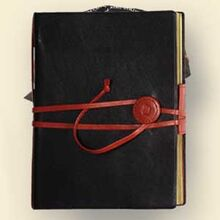 JOURNAL-BLACK-WITH-RED-TIES
