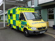 East of England Emergancy Ambulance