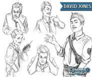 Concept Art of Jones
