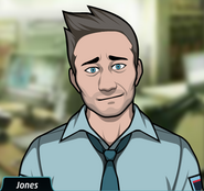 Jones - Compassionate (with stubble)
