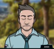 Jones-Sweating