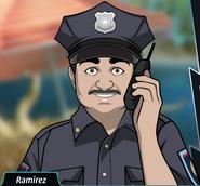 Ramirez - On the Phone