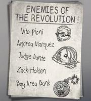 Enemies of the Revolution!