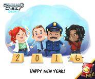 2016 greetings