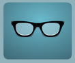 Nerd Glasses male