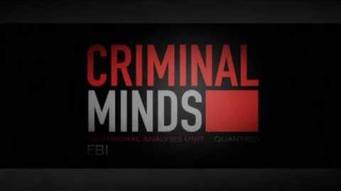 CRIMINAL MINDS. Opening Credits. 11th Version
