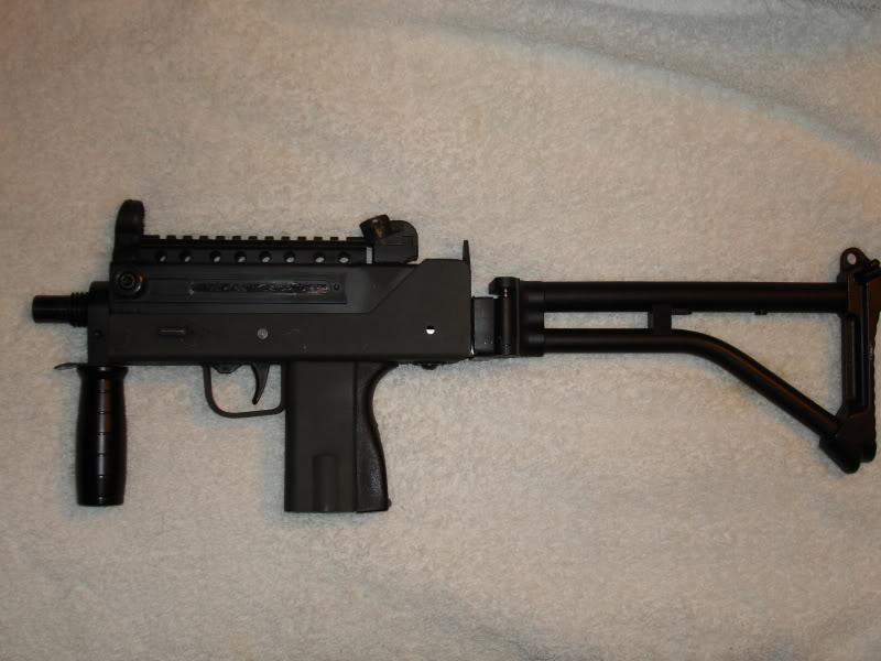 US Machinegun: AR Stock Adapter for Mac-10 SA Open Bolt ...