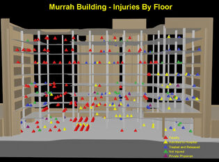 Murrah victim map