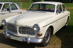 Volvo Amazon 65 white