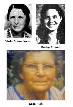 Henry Lee Lucas's victims
