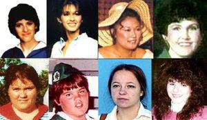 Robinson's victims