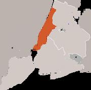 Manhattanmap