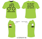 T-shirt CM2