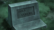 Cross Ange 03 Zola Axberg's tombstone