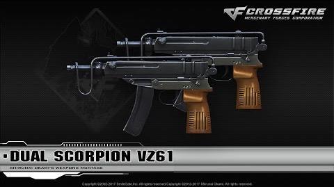 CrossFire Vietnam 2.0 - Dual Scorpion VZ