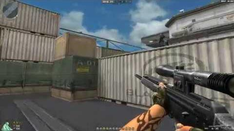 Cross Fire China -- PSG-1 Old Version 2008!