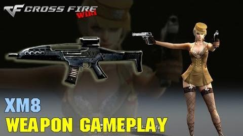 CrossFire - XM8 - Weapon Gameplay
