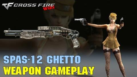 CrossFire - SPAS-12 Ghetto - Weapon Gameplay