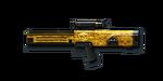 G11-Gold Desert Skull