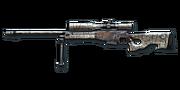 Sniper AWM-Ghetto Variable Scope