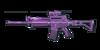M4A1 Custom Violet Crystal