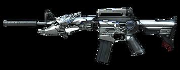 M4A1 Transformer