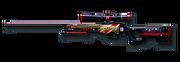 Sniper AWM-Red Line