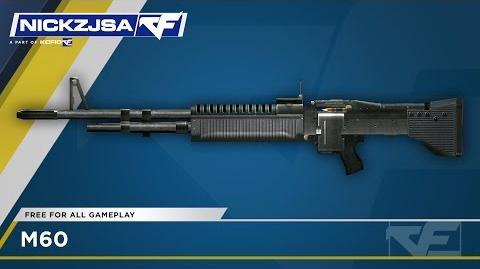M60 - CROSSFIRE Indonesia - FFA