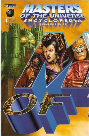 Masters of the Universe Encyclopedia Vol 1 1