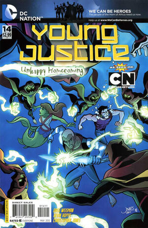 Young Justice Vol 2 14