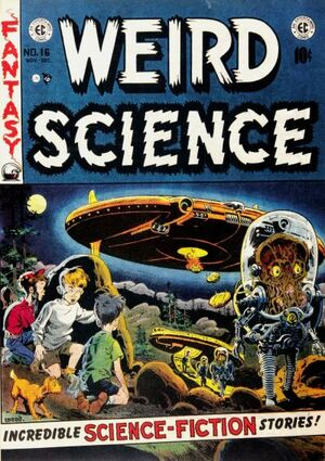 Weird Science Vol 1 16