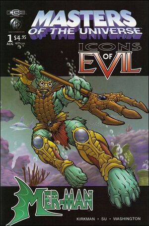 Masters of the Universe, Icons of Evil Vol 1 2