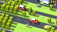 CrossyRoad InAction GiddyGoat