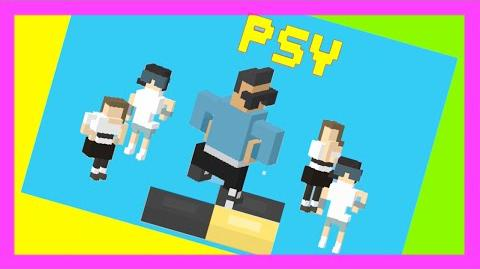 DANCE with ☆ PSY ☆. Great Fun!