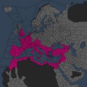 E roman empire