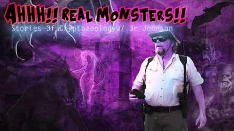 Ahhh Real Monsters!!! Stories Of Cryptozoology With Jc Johnson TruthSeekah