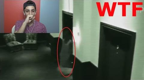 GHOSTS CAUGHT ON CAMERA!! (HOLY SH*T)