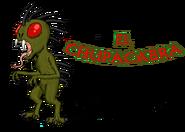 Rawr chupacabra by rasec wizzlbang-d5ebf18
