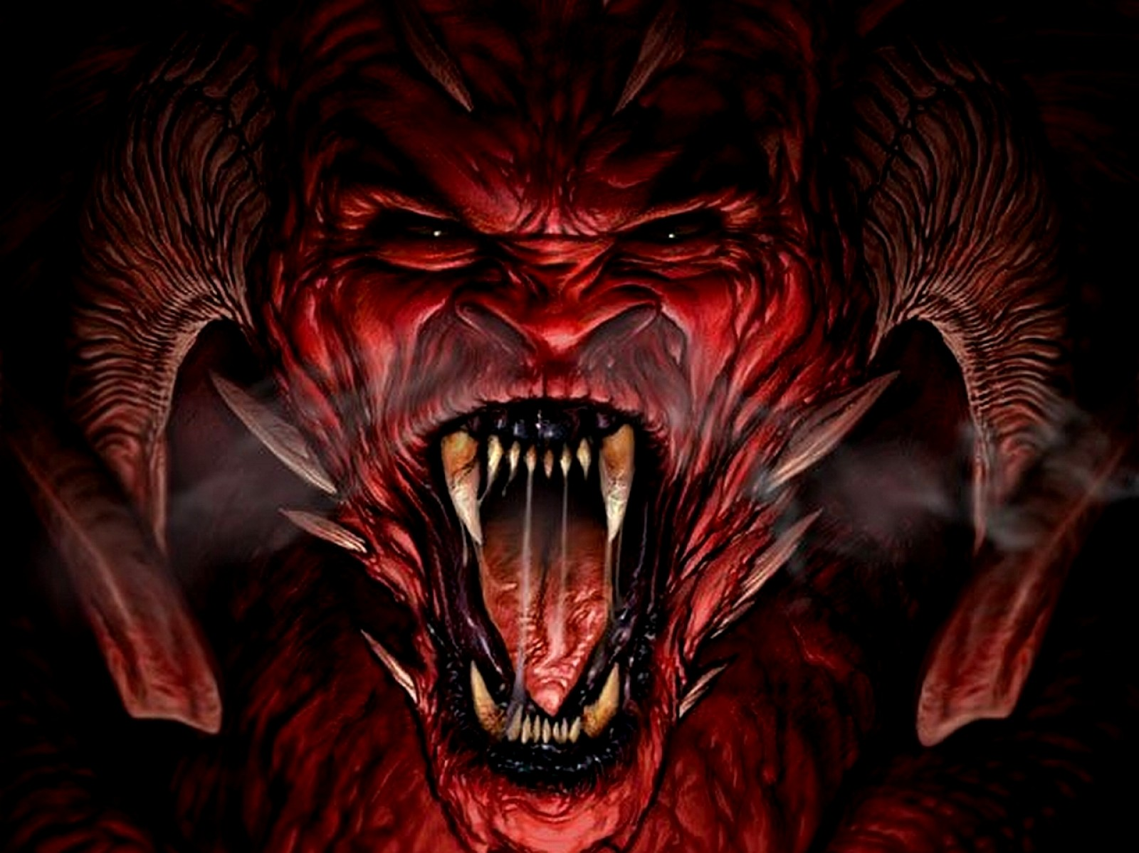 Image result for angry demon