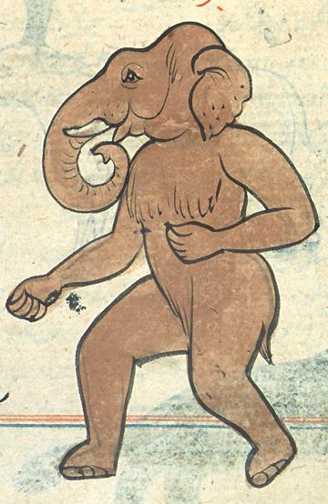 Elephant jinn