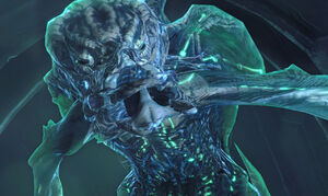 Crysis alien lifeform