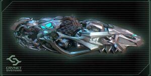 Crysis3 incinerator