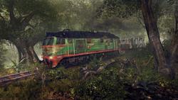 Train loading