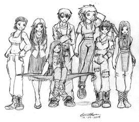 Team Kimba by DPRagan